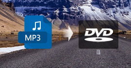 How to Convert MP3 Music Files to DVD