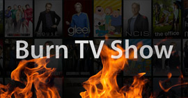 Burn TV Shows to DVD