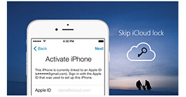 How to Bypass or Remove iCloud Lock for iOS 8/9/10