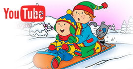 Scarica Caillou YouTube Video