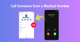 Call Someone from a Blocked Number