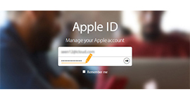 Change Apple ID and Apple ID Password