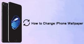 Cambia lo sfondo dell'iPhone