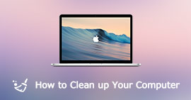 Clean up Your PC or Mac