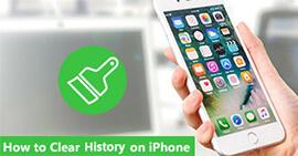 Vymazat mezipaměť na iPhone