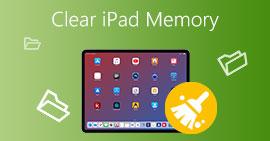 Cancella memoria iPad