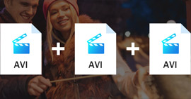 Best Way to Combine AVI Files