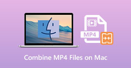 Combine MP4 Files on Mac