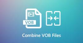 Συνδυάστε αρχεία VOB