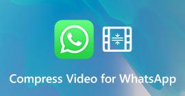 Συμπίεση βίντεο για το WhatsApp