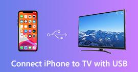 Připojte iPhone k televizoru