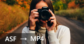 How to Convert ASF to MP4
