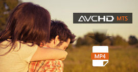 How to Convert AVCHD MTS Video to MP4