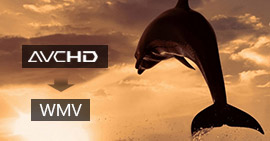 Come convertire i video AVCHD in WMV