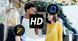 Πώς να μετατρέψετε και να επεξεργαστείτε βίντεο HD