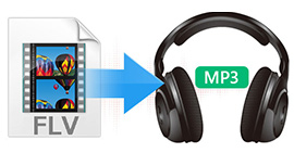 Conversione gratuita da FLV a MP3