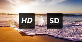 Come convertire i video HD in SD