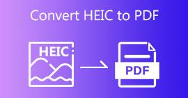 Konwertuj HEIC na PDF
