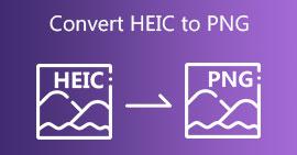 Konwertuj HEIC do PNG