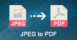 Converti jpeg in pdf