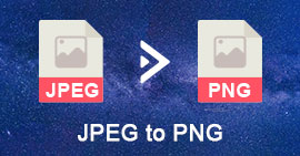 Converti jpeg in png