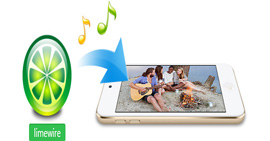 Converti Limewire Music in iPod