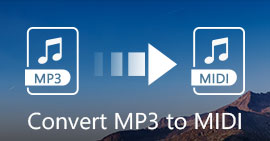 Convertitore da MP3 a MIDI