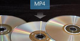 Πώς να μετατρέψετε εύκολα MP4 σε DVD σε Windows / Mac
