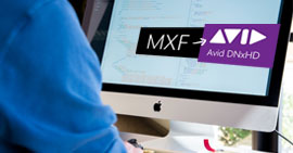 Converti i file MXF in Avid DNxHD su Mac