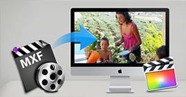 Come convertire i file MXF in Final Cut Pro