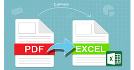 Convert PDF to Excel Spreadsheets