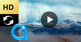 Converti video QuickTime HD