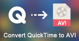 Converti Quicktime in AVI