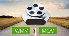 Come convertire WMV in MOV
