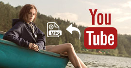 Converti YouTube in MPG / MPEG