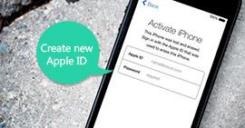 Crea un nuovo ID Apple