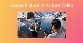 在圖片視頻中創建圖片