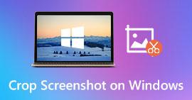 Ritaglia screenshot su Windows