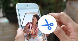 Taglia video su iPhone