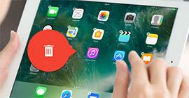 Διαγραφή Εφαρμογών στο iPad