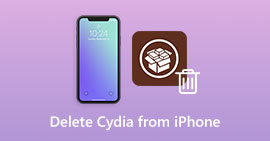 Usuń Cydia iPhone
