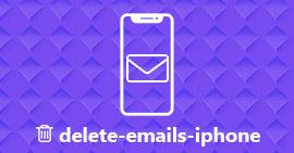 Usuń wiadomości e-mail z iPhone'a