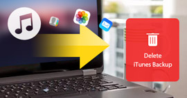 Complete Guide to Delete iTunes Backup