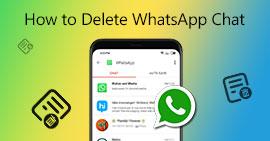Elimina messaggi su WhatsApp