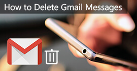 Delete or Undelete Old Gmail Messages
