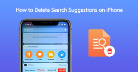Delete Search Suggestions On iPhone