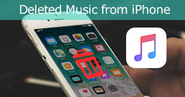 Recover Deleted Music from iPhone