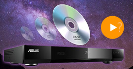 Play DVD with Blu-ray Player