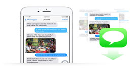 Access Text Messages from iPhone