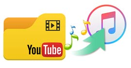 Converti i video di YouTube in iTunes